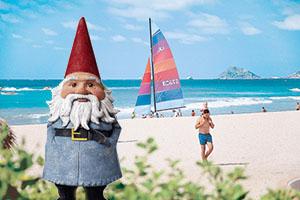 gnome travelocity